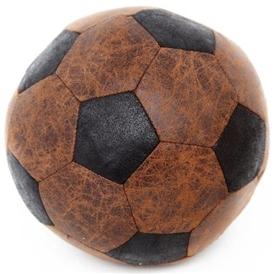 Vintage Football Doorstop 20cm