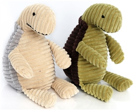Ribbed Turtle Doorstop 2 Assorted 25cm