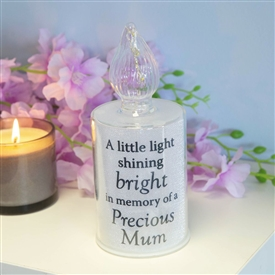 Thoughts Of You Memory Candle Mum 18cm