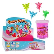 Fairy Putty 4 Assorted