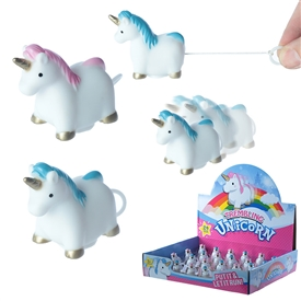 Pull And Move Trembling Unicorn 2 Asst