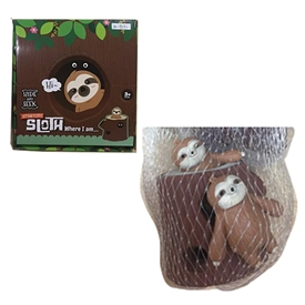 Squeezy Sloth Toy