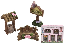 Fairyland Fairy Accessories 5pc Set in Colour Box