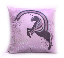 LED Unicorn Cushion 40cm
