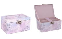 Unicorn Jewellery Box