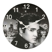 Elvis Presley Wall Clock - 30cm