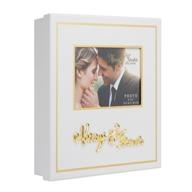 Wedding Memory Box With Frame