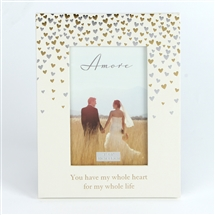 Amore Hearts Photo Frame