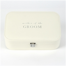 Mother of the Groom Jewellery Box