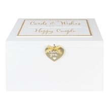 Cards And Wishes Card Box 33cm
