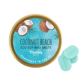 Eco Soy Wax Melts � Coconut Beach