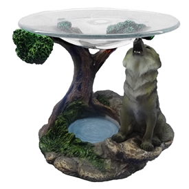 Forest Wolf Oil Burner