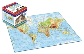 100 Piece Jigsaw Puzzle World