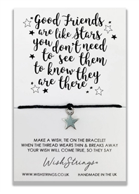 Wishstrings Friends Like Stars Bracelet