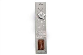 Silver Incense Sticks Christmas Starlight