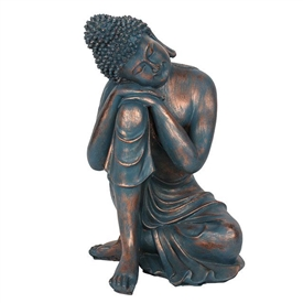 Hands On Knee Buddha Ornament 39cm