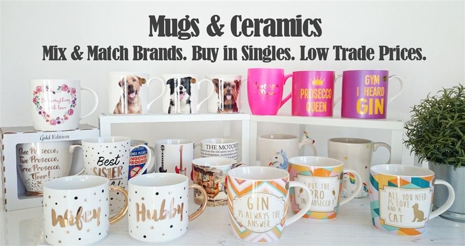 Whole Mugs Ceramic Giftware Mug Gift Sets