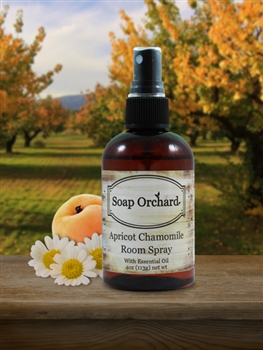 Apricot Chamomile Room Spray