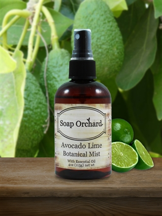 Avocado Lime Botanical Mist
