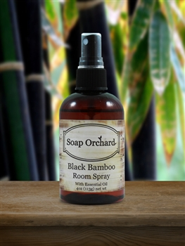 Black Bamboo Room Spray