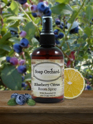 Blueberry Citrus Room Spray