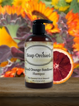 Blood Orange Sunflower Shampoo