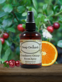 Cranberry Orange Room Spray