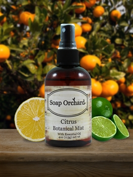Citrus Botanical Mist - Retiring