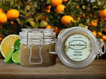 Citrus Body Sugar
