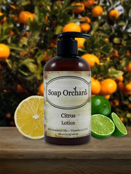 Citrus Lotion