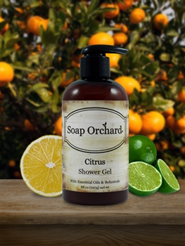 Citrus Shower Gel