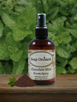 Chocolate Mint Room Spray