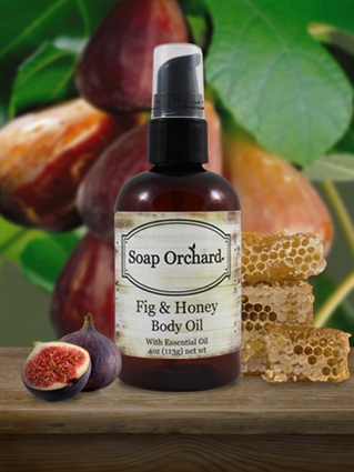 Fig & Honey Body Oil