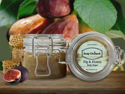 Fig & Honey Body Sugar