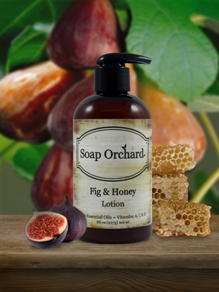 Fig & Honey Lotion