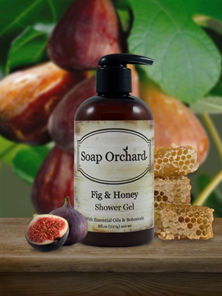 Fig & Honey Shower Gel