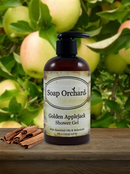 Golden Applejack Shower Gel