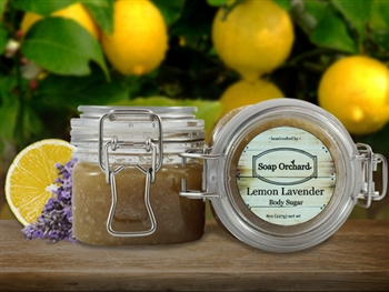 Lemon Lavender Body Sugar