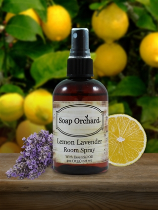 Lemon Lavender Room Spray