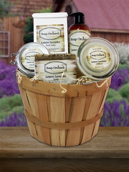 Mother's Day Peck Gift Basket