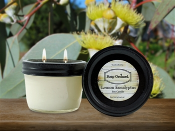 Natural Insect Repellent Candle