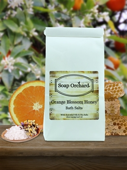 Orange Blossom Honey Bath Soak