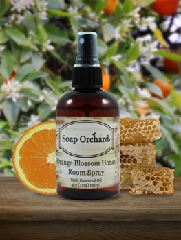 Orange Blossom Honey Room Spray