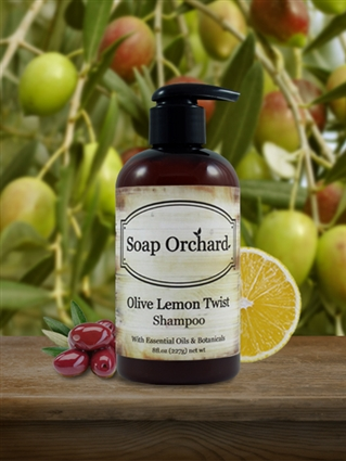 Olive Lemon Twist Shampoo