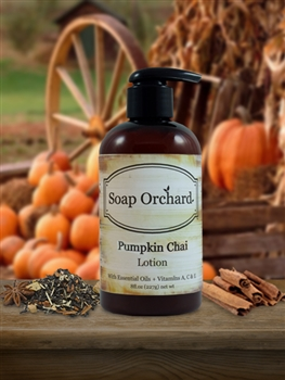 Pumpkin Chai Lotion - Retiring