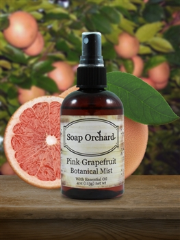 Pink Grapefruit Botanical Mist