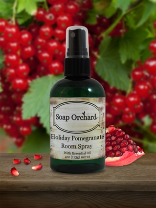 Holiday Pomegranate Room Spray