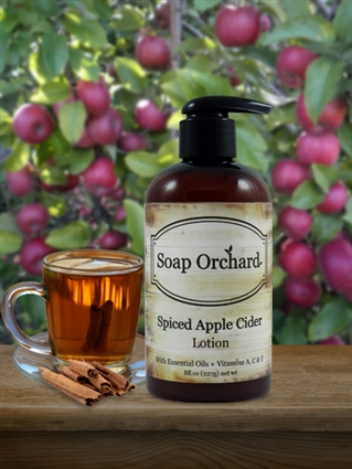 Spiced Apple Cider Lotion