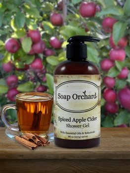 Spiced Apple Cider Shower Gel