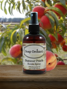 Summer Peach Room Spray